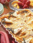 California Cheese Strata