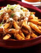 Cheesy California Buffalo Fries