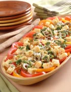 California Cheese & Tomato Ensalada