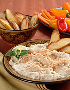 Monterey Jack and White Bean Dip